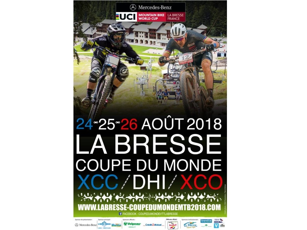 RESONANCE FM - Coupe du monde VTT descente et country à La Bresse