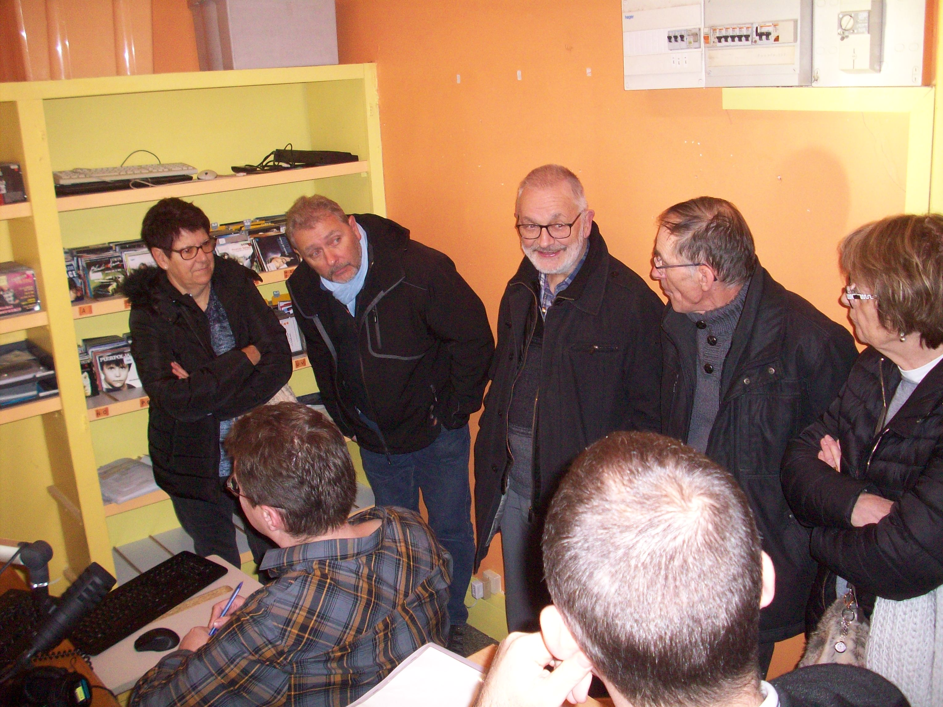 Inauguration Résonance FM